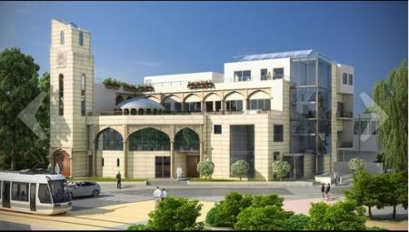 Mosquées en projet